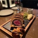 Beef Wellington ($45)