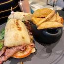 Steak Sandwich ($30)