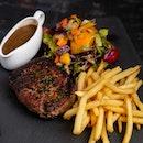 Steak & Fries