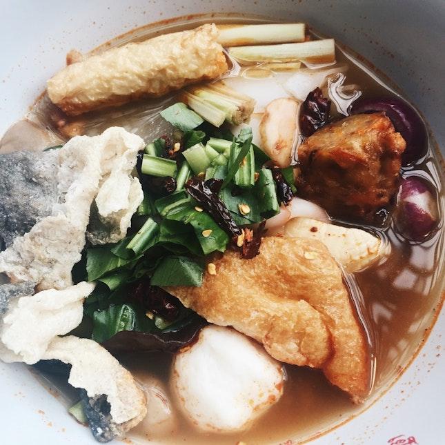Original Thai Tom Yum Noodles