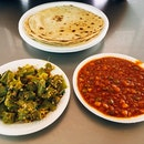 Best Chapati & Keema