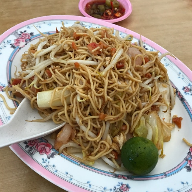 Hong Kong Noodles ($4.00)