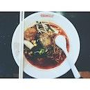 Dinner 4 hours ago. #dinner #johorbahru #foodporn #ramen #eatyourcitysg #taiwanrecipe