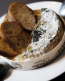 The last time I had baked Camembert so good, it was a little bistro in St.