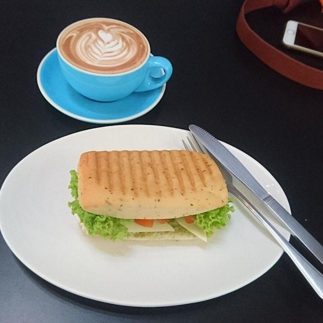 Nice Coffee Place Within NUS