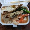 Shiok Crayfish Hor Fun