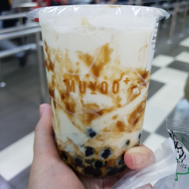 Brown Sugar Milk