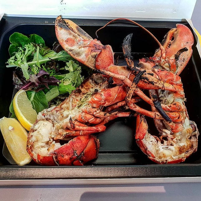 Boston Lobster Promo At Habitat