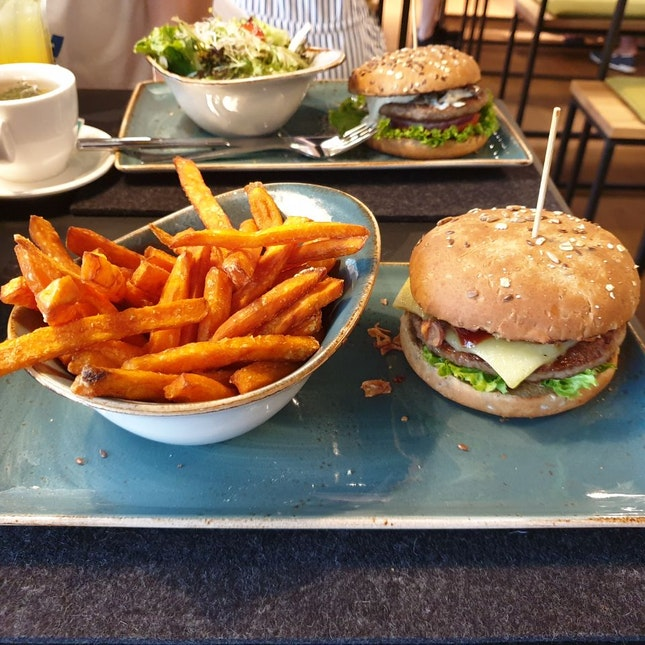 German Burgers
