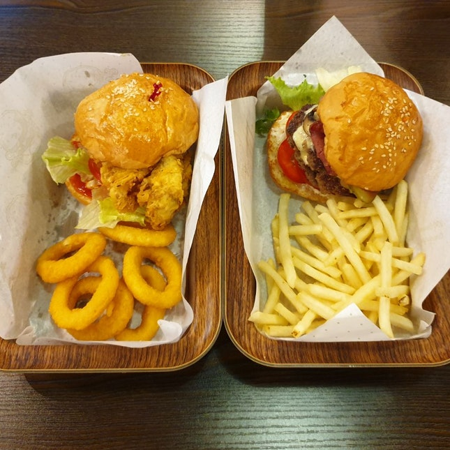 Burgers Place In Bukit Timah