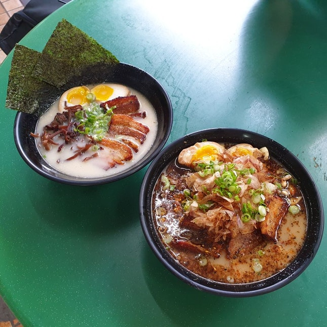 Hawker Priced Ramen That Tastes So Good