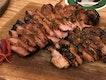 BBQ Pork Collar ($25)