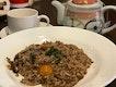 Porcini Risotto ($18) With Truffle ($4)