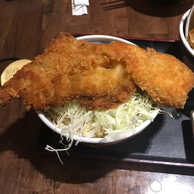 Jumbo Fried Chicken