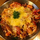 Cheese Dakgalbi