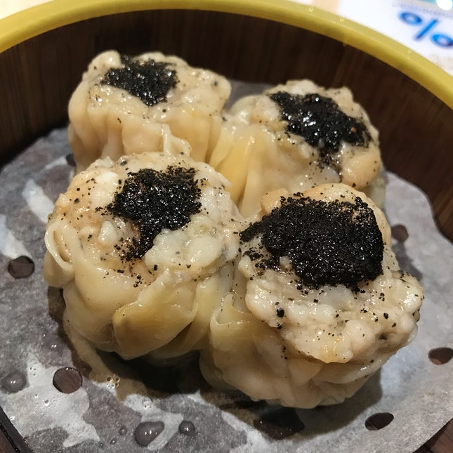 Siew Mai With Truffle