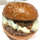 Magic Shrooms Burger