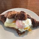 Egg Croissant ($12)