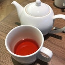 Hot Hibiscus Tea ($4.90)