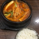 Kimchi Jjigae ($15)