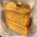 Salted Caramel Macadamia Cake