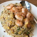 October Special XO Fried Rice With Prawns ($15.80)