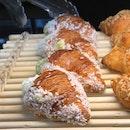 Mini Kaya Croissant (1 For $1.80, 3 For $4.90)