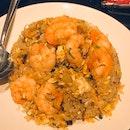 XO Fried Rice With Prawns ($15.80)