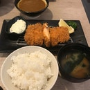 Salmon Katsu Don ($21) + Curry ($3)