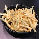 Parmesan Truffle Fries ($10.50)