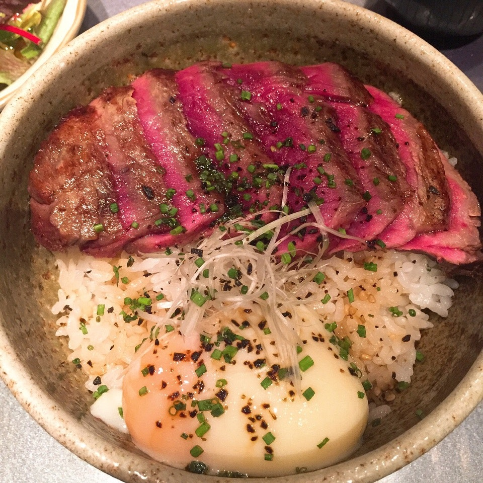 The Fat Cow Donburi ($45)