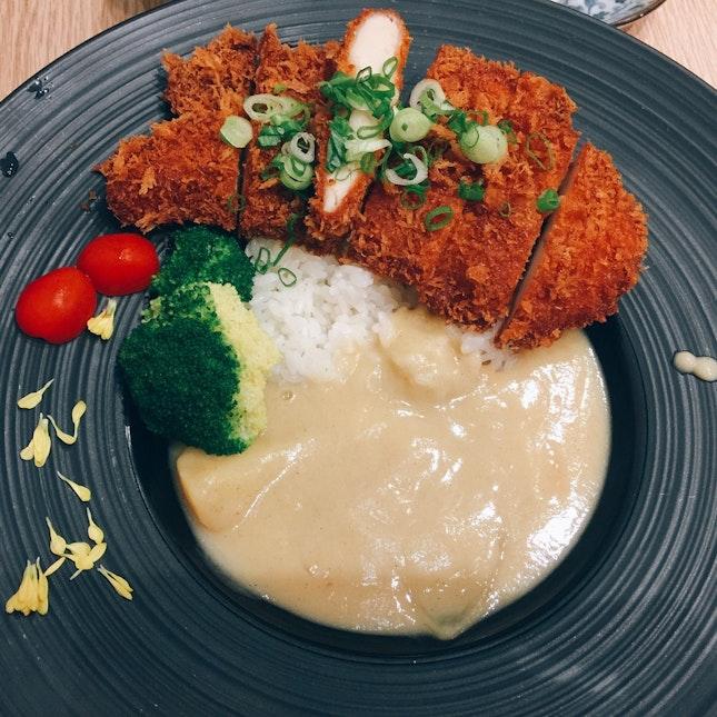 Crunchy Chicken Katsu ($15.80+)