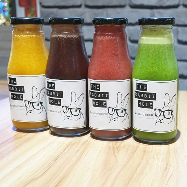 Cold pressing fresh fruits and vegetables preserves nutrients and enzymes and maximise the benefits of juices.