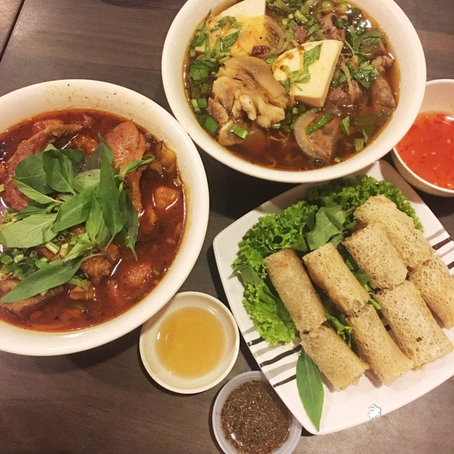 Joo Chiat // 🏆Viet Noodles