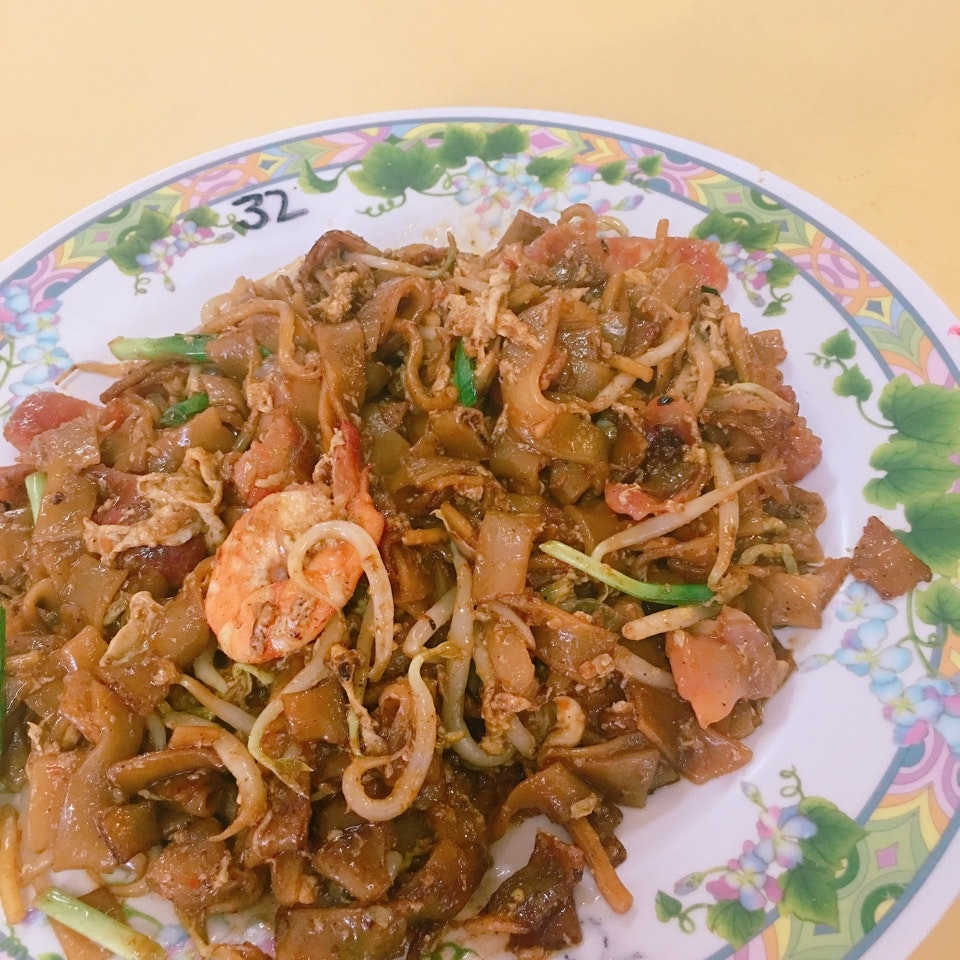 Hill Street Fried Kway Teow (Chinatown Complex Market & Food Centre)