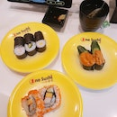 $1++/plate Sushi