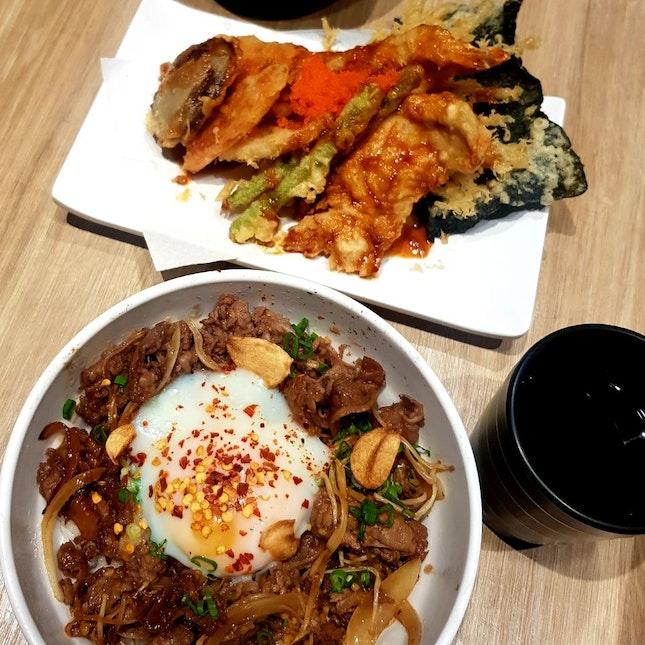 BB 1-FOR-1 // Jap Dinner