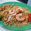 Chia Keng Fried Hokkien Prawn Noodle (Chomp Chomp Food Centre)