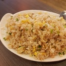 Crabmeat Fried Rice (S) $12