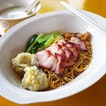 #Delicious wanton noodles recommended by Michelin Bib Gourmand.