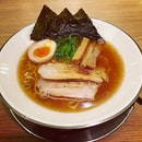 Mid-week indulgence cos this piping hot bowl of signature Niigata shoyu ramen is pure happiness for the cool weather.