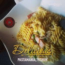 #instaplace #instaplaceapp #place #earth #world  #singapore #SG #yishun #pastamania #food #foodporn #restaurant #street #day #pbg #pasta  Burrrrp..!