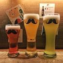 Kream's Fruity Beers 🍻 ($10/350ml, $13/500ml)