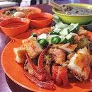 Siraj Famous Waterloo Street Indian Rojak (Albert Centre Market & Food Centre)