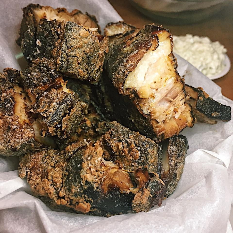 Deep Fried Pork Belly🐷 ($9)
