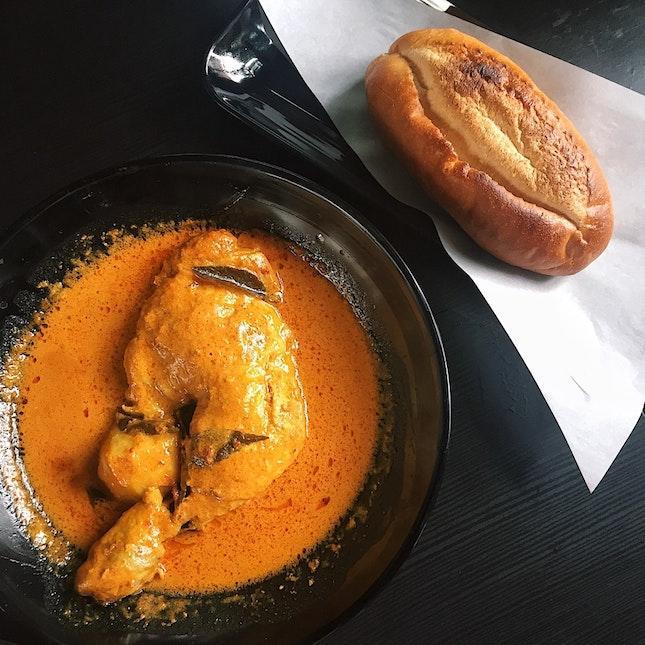 Curry Chicken ($5)