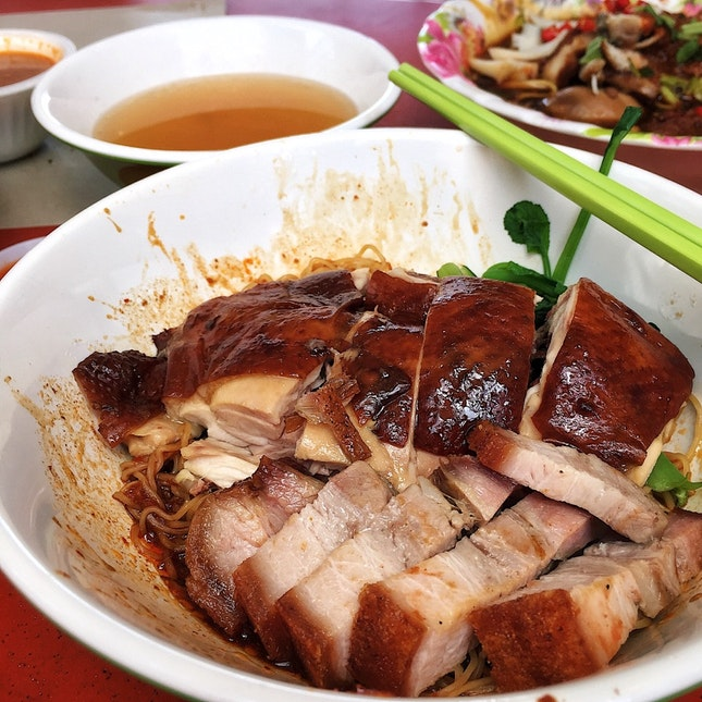 得记HK Soy Sauce Chicken ($4.50)