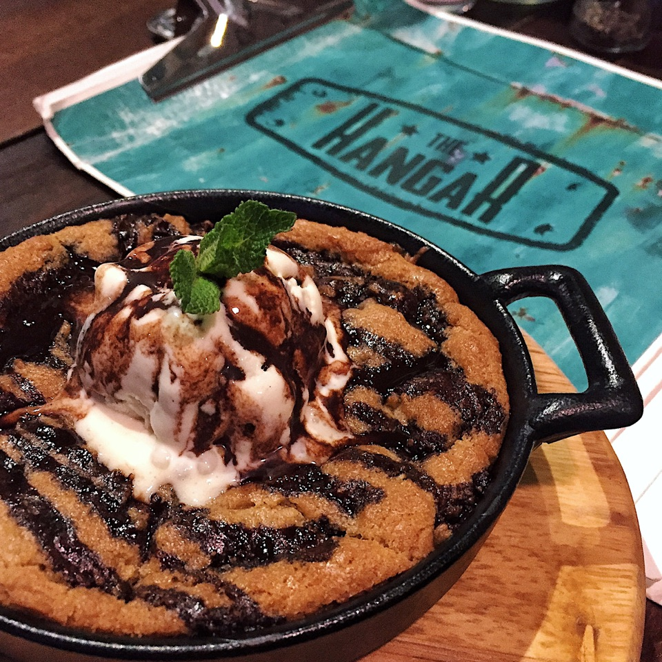 Half Baked Cookie Dough 🍪 ($10)