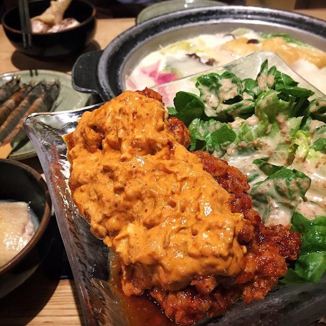 Spicy Chicken Nanban ($9)