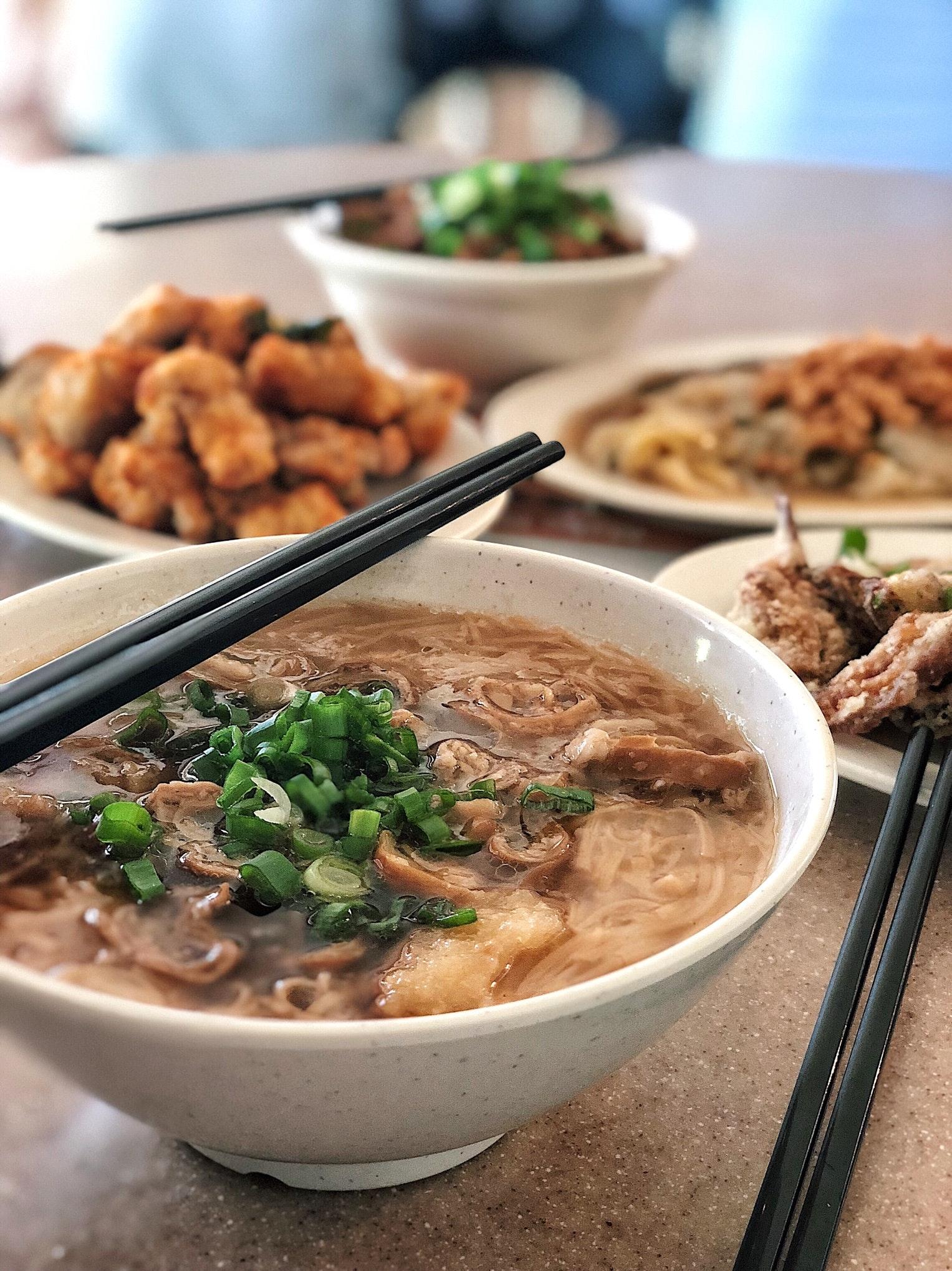 Eat 3 Bowls (Seah Im Food Centre)